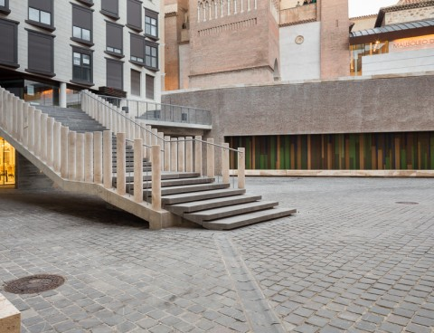 <strong>Urban renewal of Lovers' Square, Teruel, Spain</strong><br />Year 2014