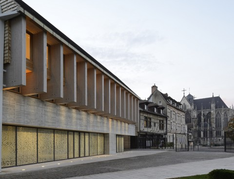 <strong>Department Council and Congress Centre, Troyes, France</strong><br />Year 2014