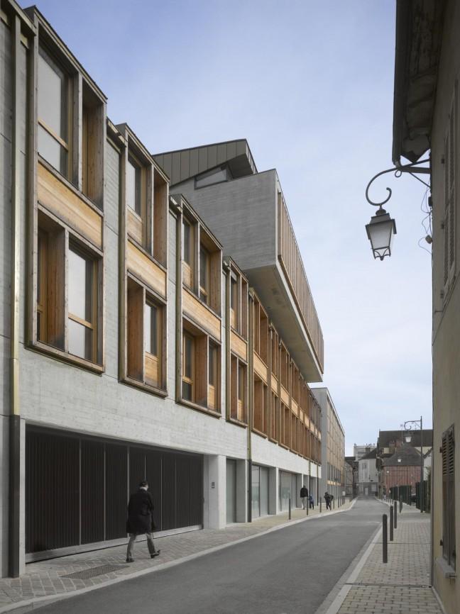 W: Fassade