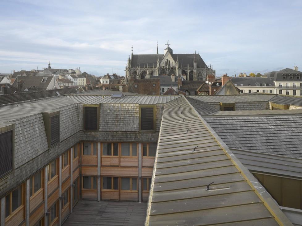 SO: Dach
