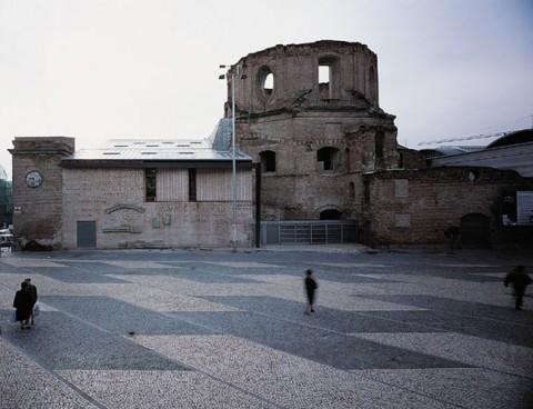 <strong>Centro Cultural Escuelas Pías de Lavapiés, Madrid, España</strong><br/>Año 2004