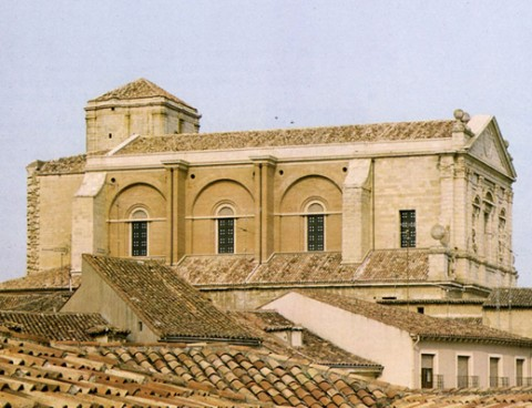 <strong>Reconstruction of Santa Cruz Church in Medina del Rioseco, Valladolid, Spain</strong><br />Year 1988
