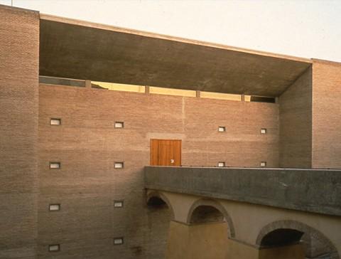 <strong>Restauración del Hospital del Rey, Melilla, España</strong><br/>Año 1996