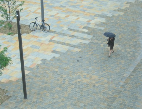 <strong>Plaza y Ordenación del entorno de la Catedral, Reims, Francia</strong><br/>Año 2008