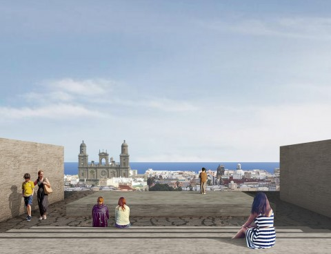 <strong>Refurbishment and extension of museum of Fine Arts, Gran Canaria, Spain</strong><br />Year 2015