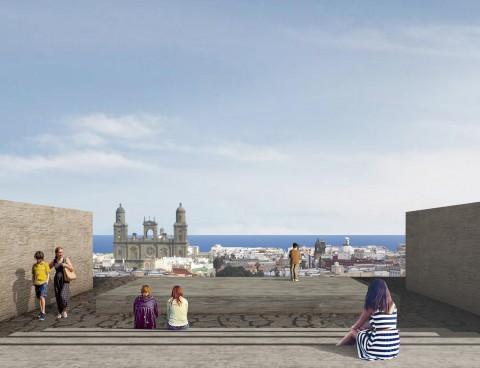 <strong>Rehabilitación y extensión del museo de Bellas Artes, Gran Canaria, España</strong><br/>Año 2015